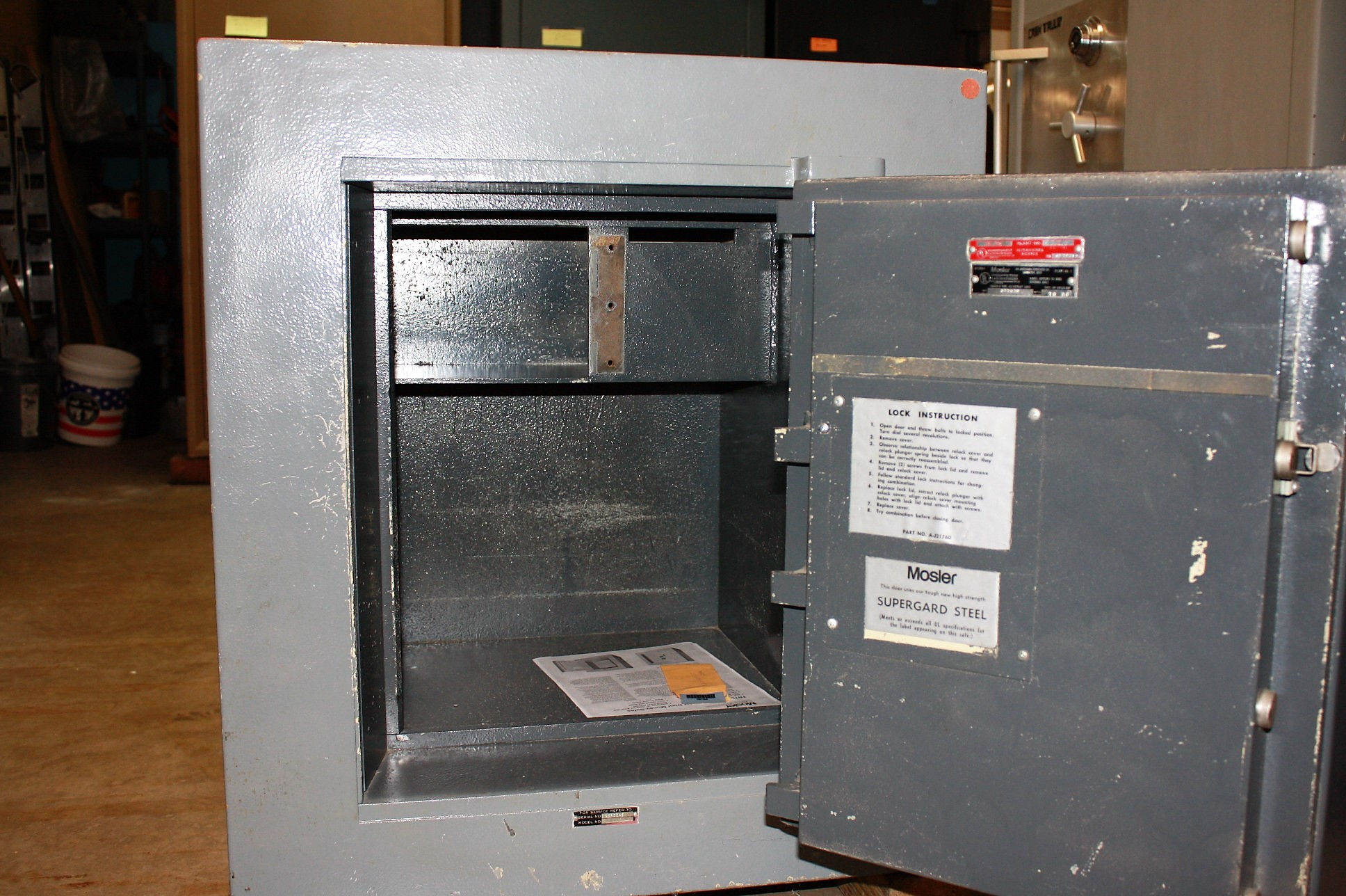 Used High Security Safes Dallas, Ft Worth North Texas